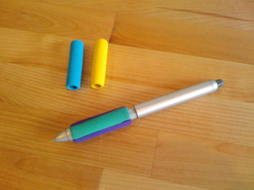wacom pen hack