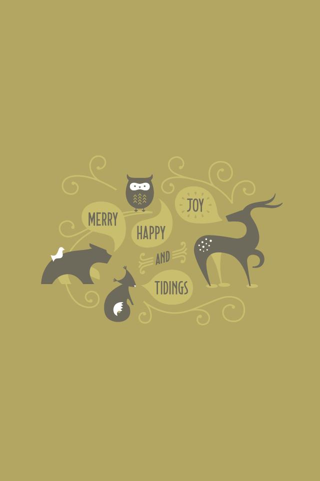 Merry, Happy, Joy and Tidings � Bureau of Betterment