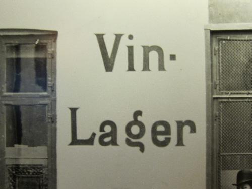 Vin Lager Danish Poster.