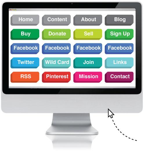 Website content design has never been so simple!