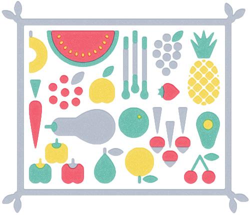 veggie-picnic