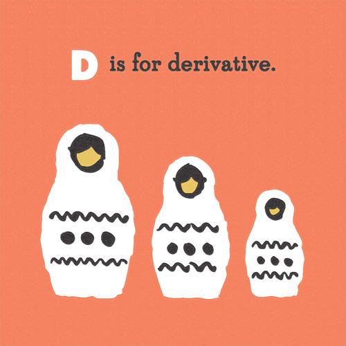 D-is-for-derivative-brainy-alphabet