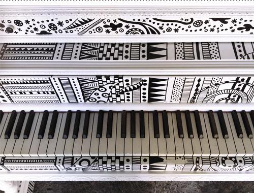 Eighty-eight keys.